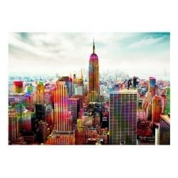 Fototapeta - Colors of New York City
